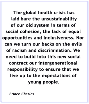 Prince Charles World Economic Forum